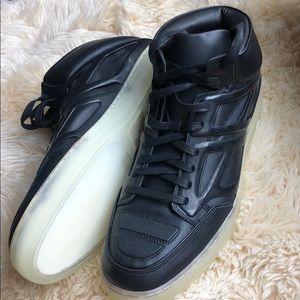 Alejandro ingelmo tron Black mens sneakers sz 13